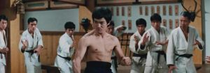 Bruce Lee studied Wing Chun Martial Arts with Ip Man in Hong Kong.