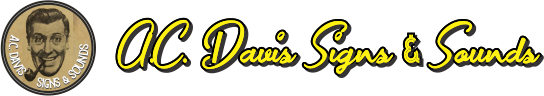 AC Davis Signs & Sounds Logo