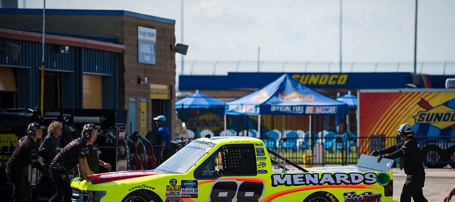 Matt Crafton 2019 Chicagoland Race Preview