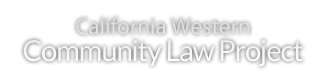 CW Community Law Project