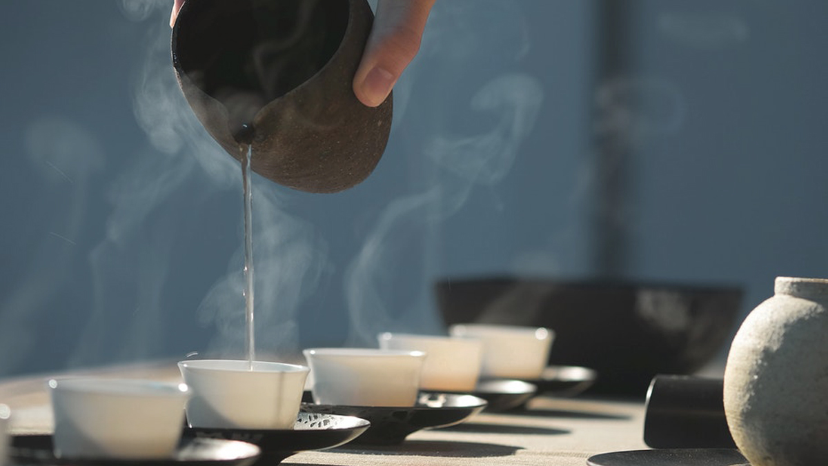 What is the deal with Tea?