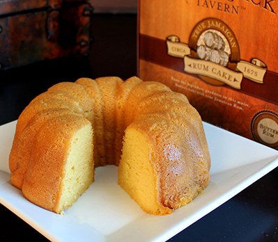 Gifts wicked jacks tavern butter rum cake