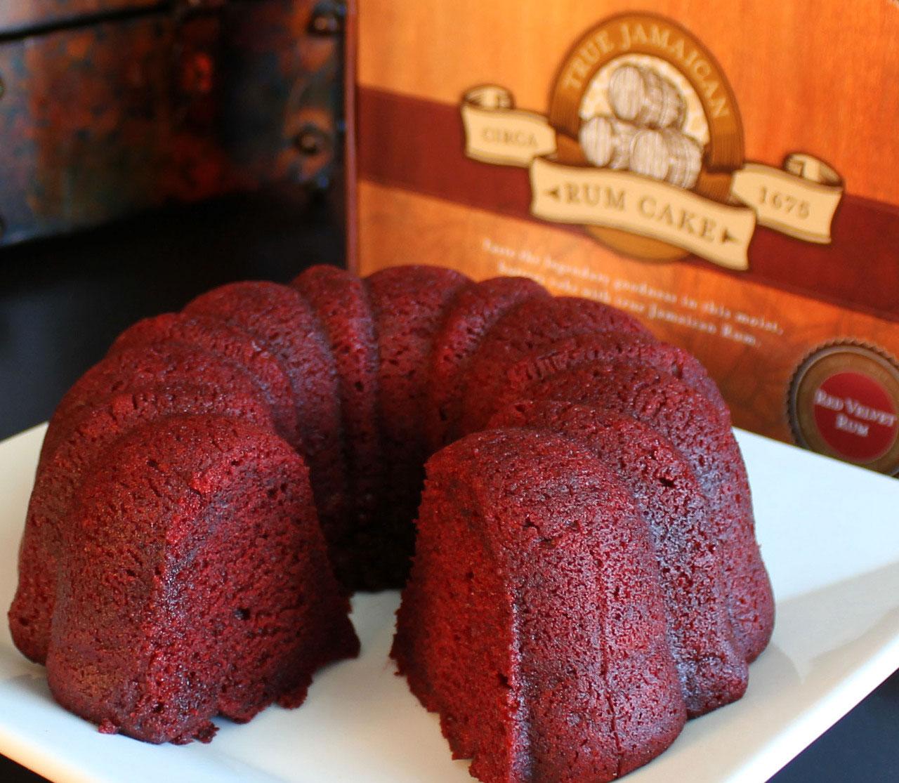Gifts Wicked Jack's Red Velvet Cake