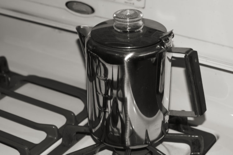 About Fat Jack percolator