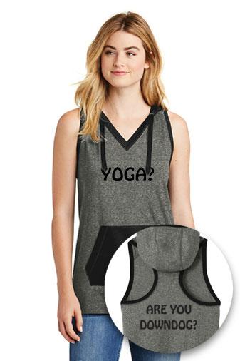 Yoga : Are You DownDog?