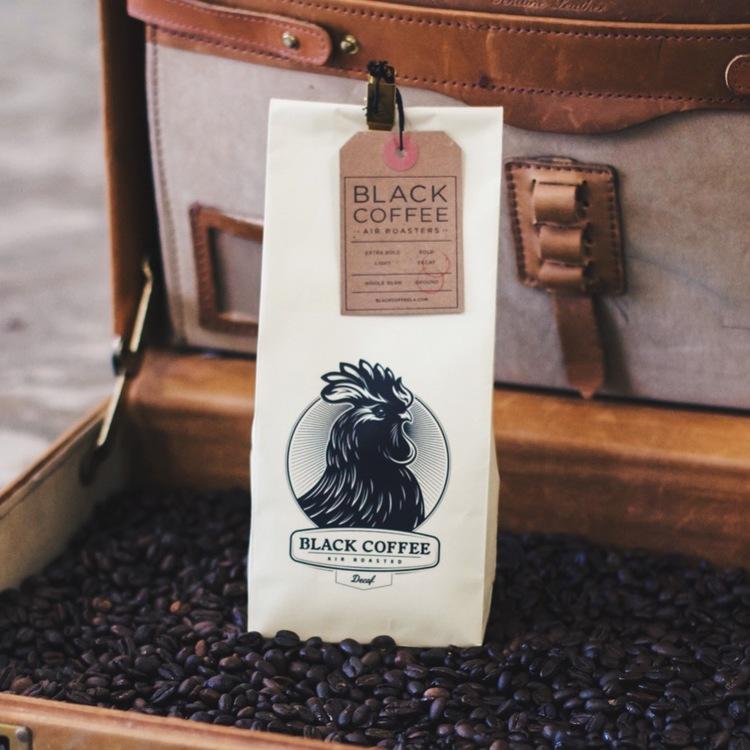 Black Coffee Decaf