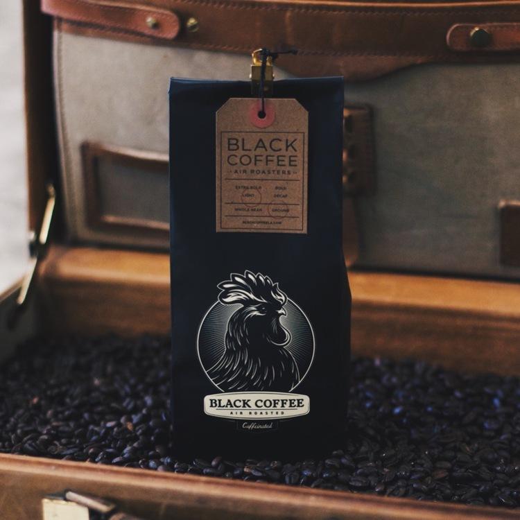 Black Coffee Extra Bold