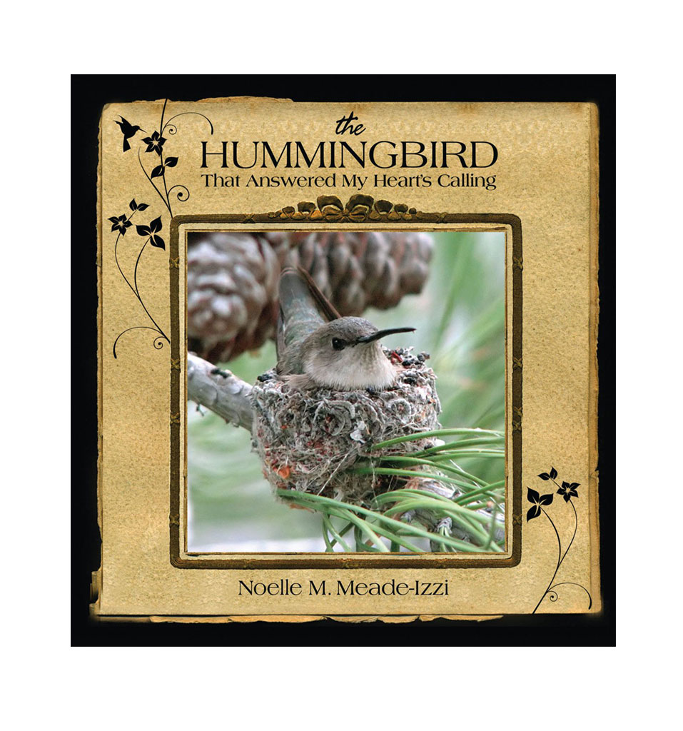 Good Reads Hummingbird That Answered My Heart's Calling