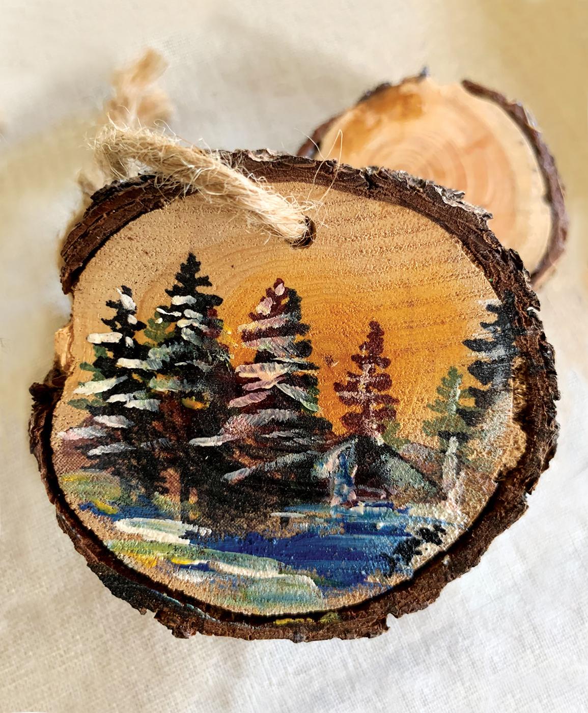 Fat Jack's Treasures PineScapes