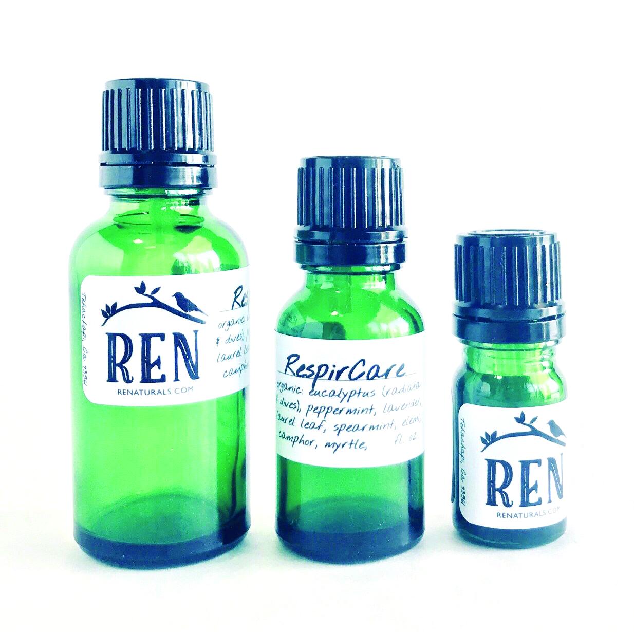 ReNaturals: Botanical Skincare RespirCare Essential Oil