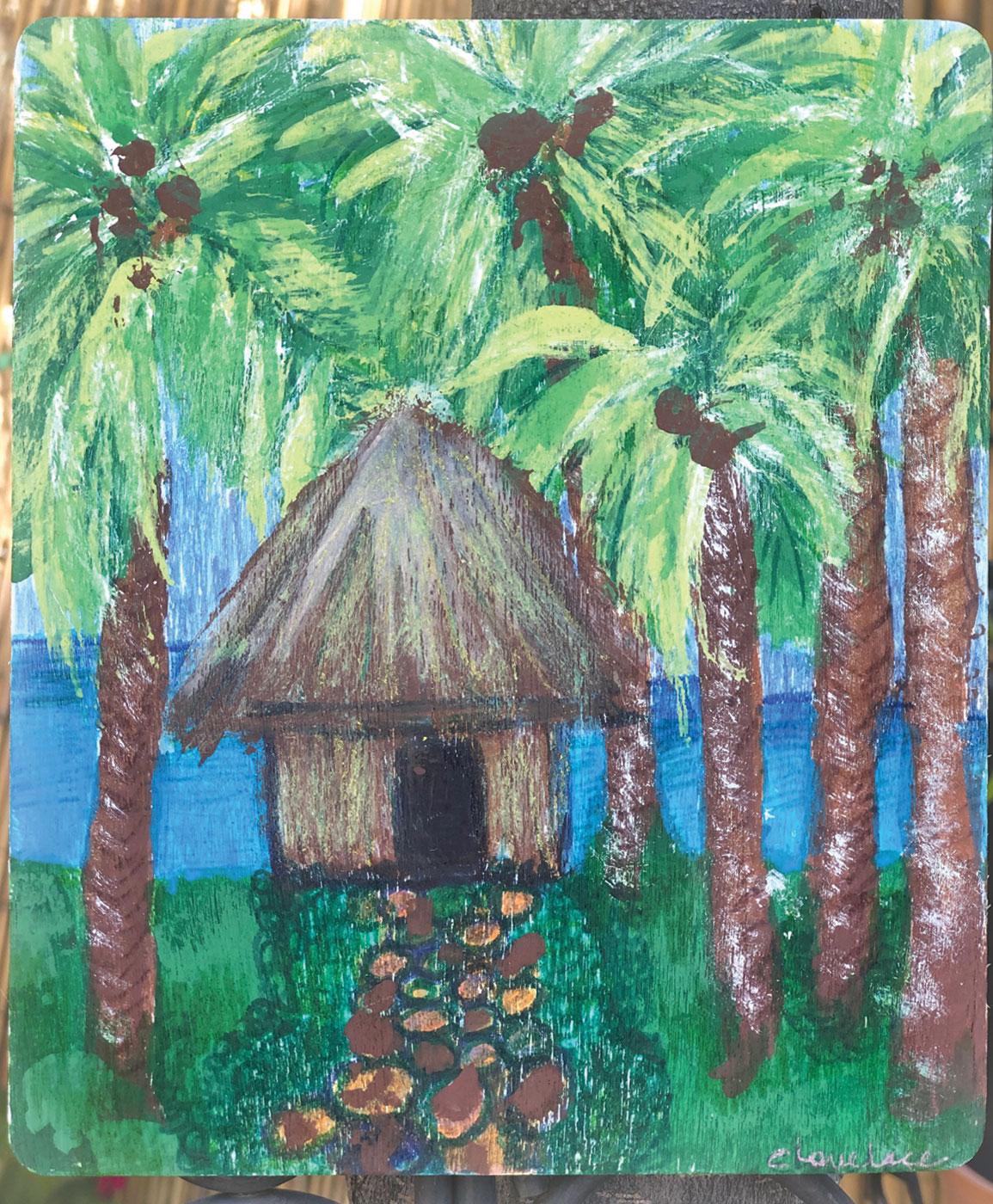 Coconut Cove Gifts Beach Hut