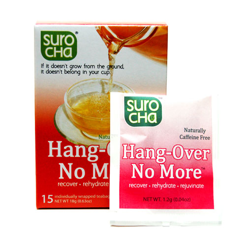Herbal Blend - Hang-Over No More Bags