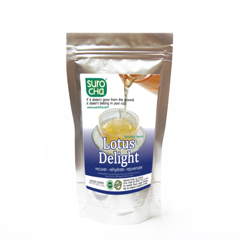 Tea Lotus Delight - Fat Jack's Coffee