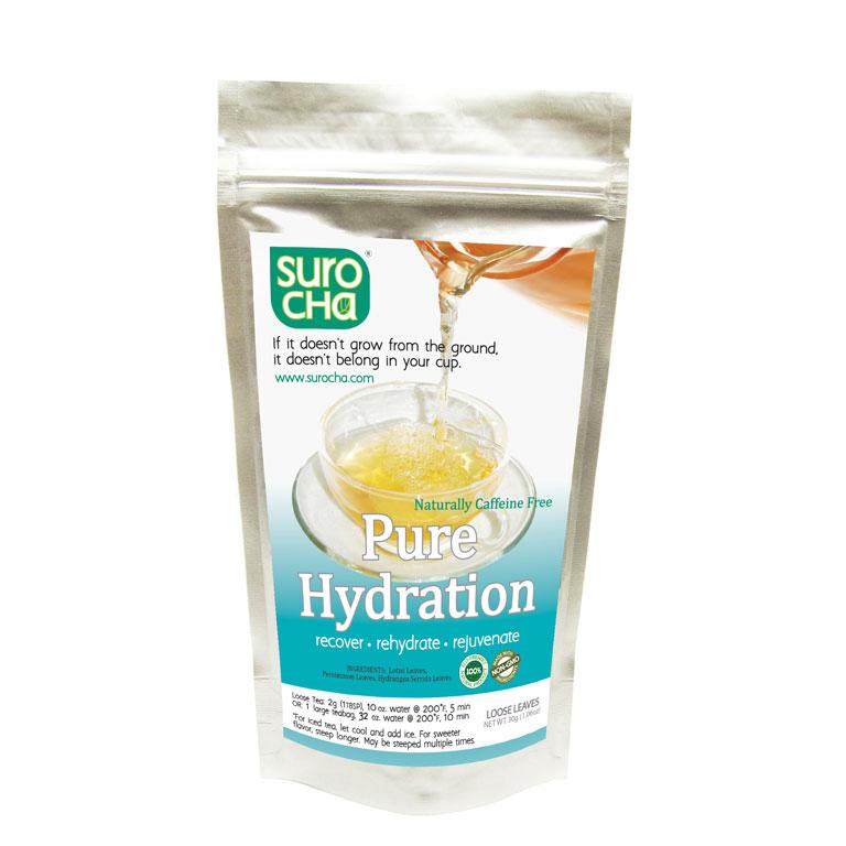 Teas Pure Hydration - Fat Jack's Coffee