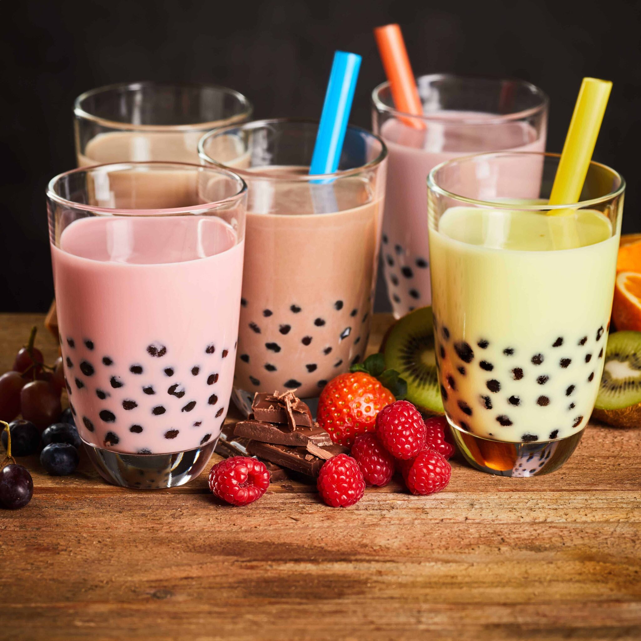 Boba Tea or Bubble Tea; That is the Question