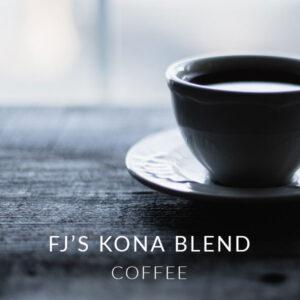 FJ's Kona Blend