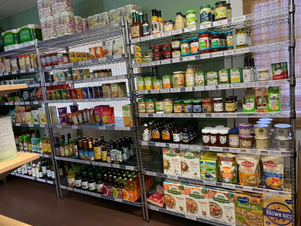 Lisa Carnes, Nature's Home Organic Market