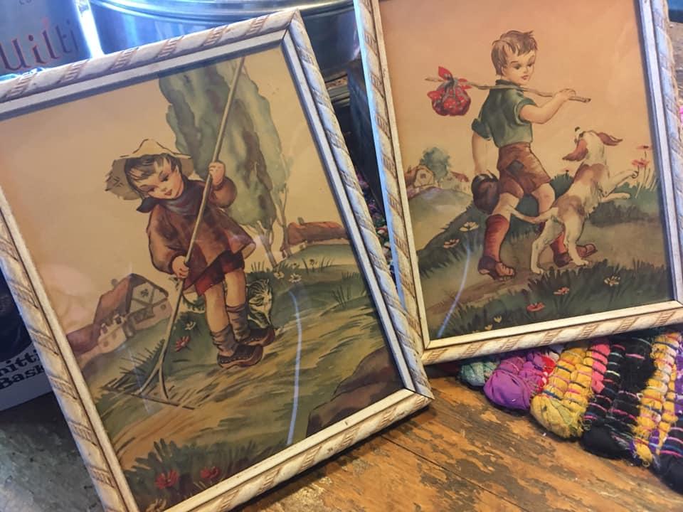 Barbara Mortiz, Treasures Found Just For You