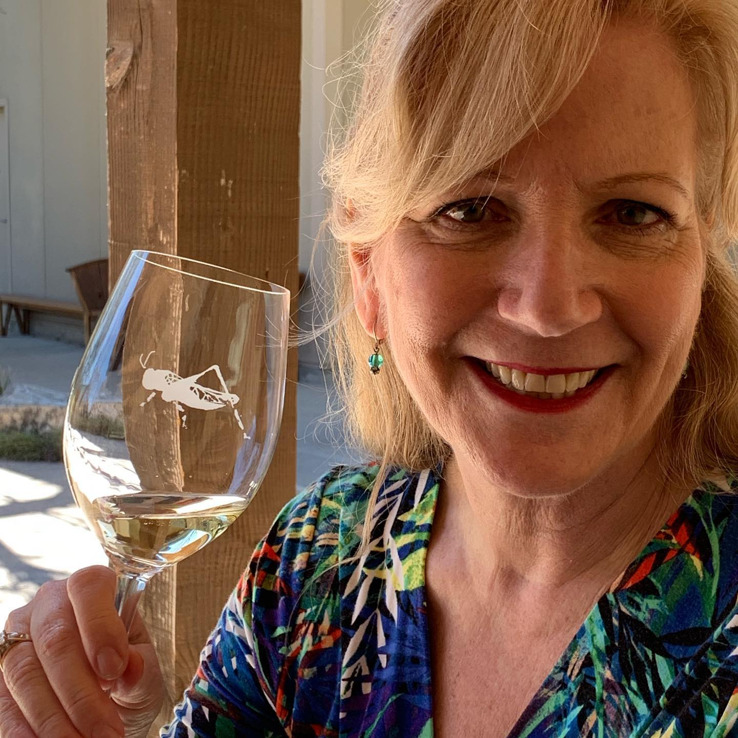Eve Hammond Bushman, Author, Philanthropist, Wine Enthusiast