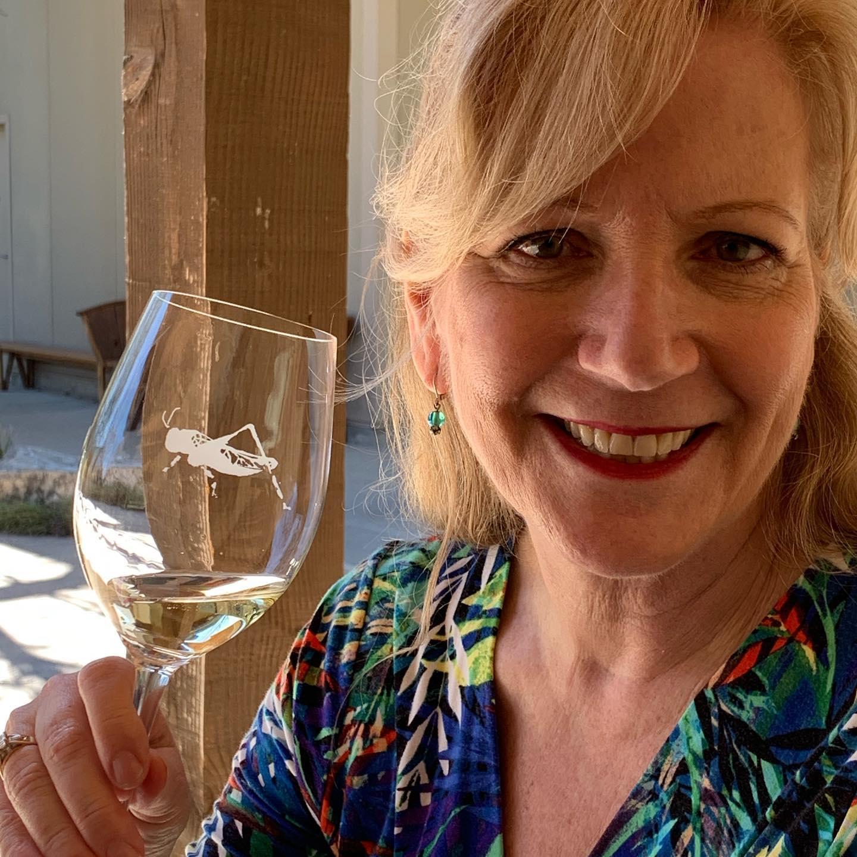 Eve Hammond Bushman, Author, Philanthropist, Wine Enthusiast