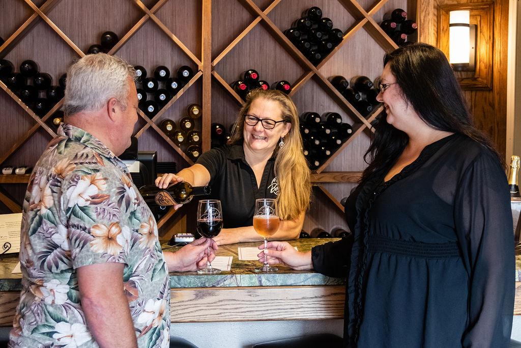Barbara Moran, Wine Enthusiast, Entrepreneur, Philanthropist