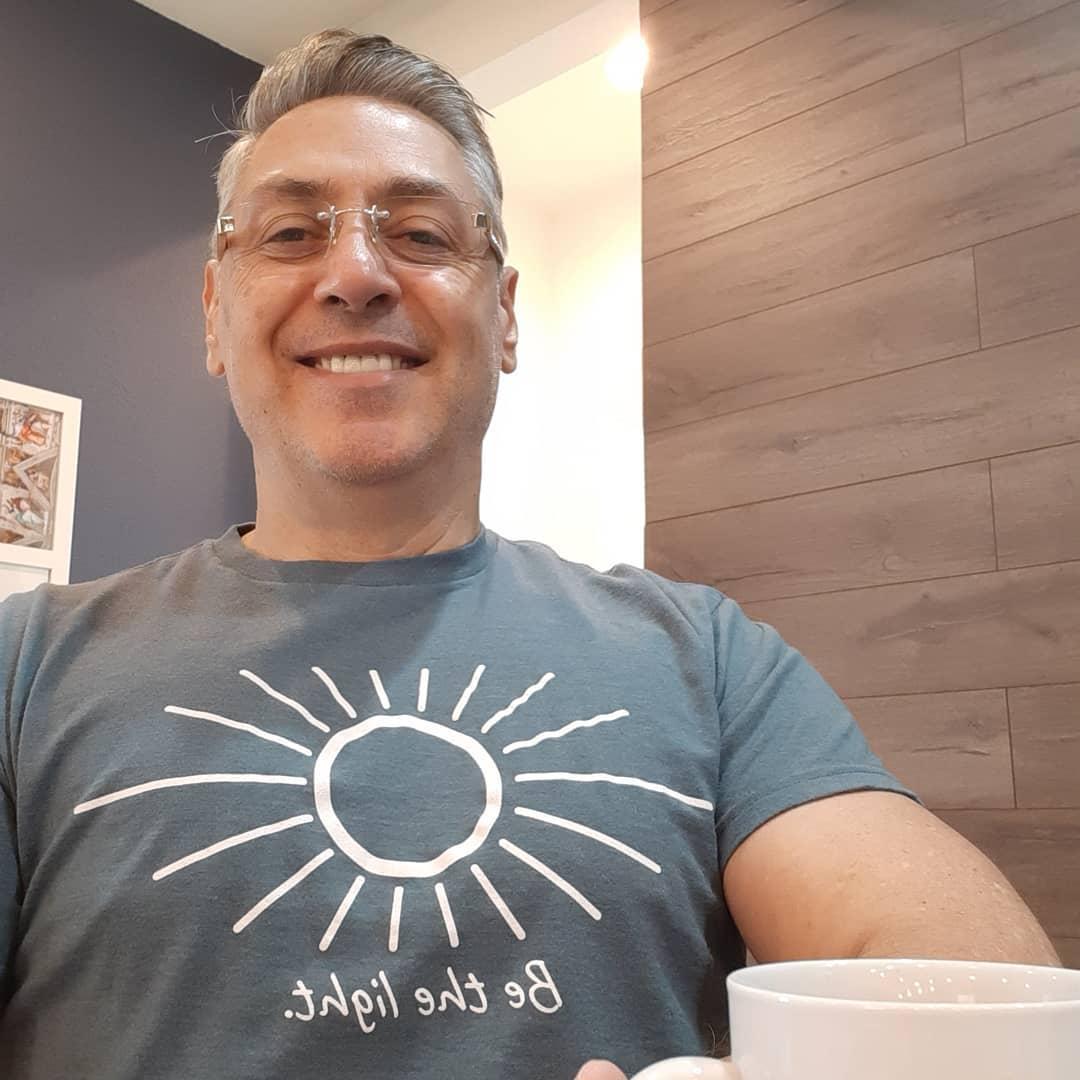 Eric Lohner,Entrepreneur, Coffee Lover, My Brother