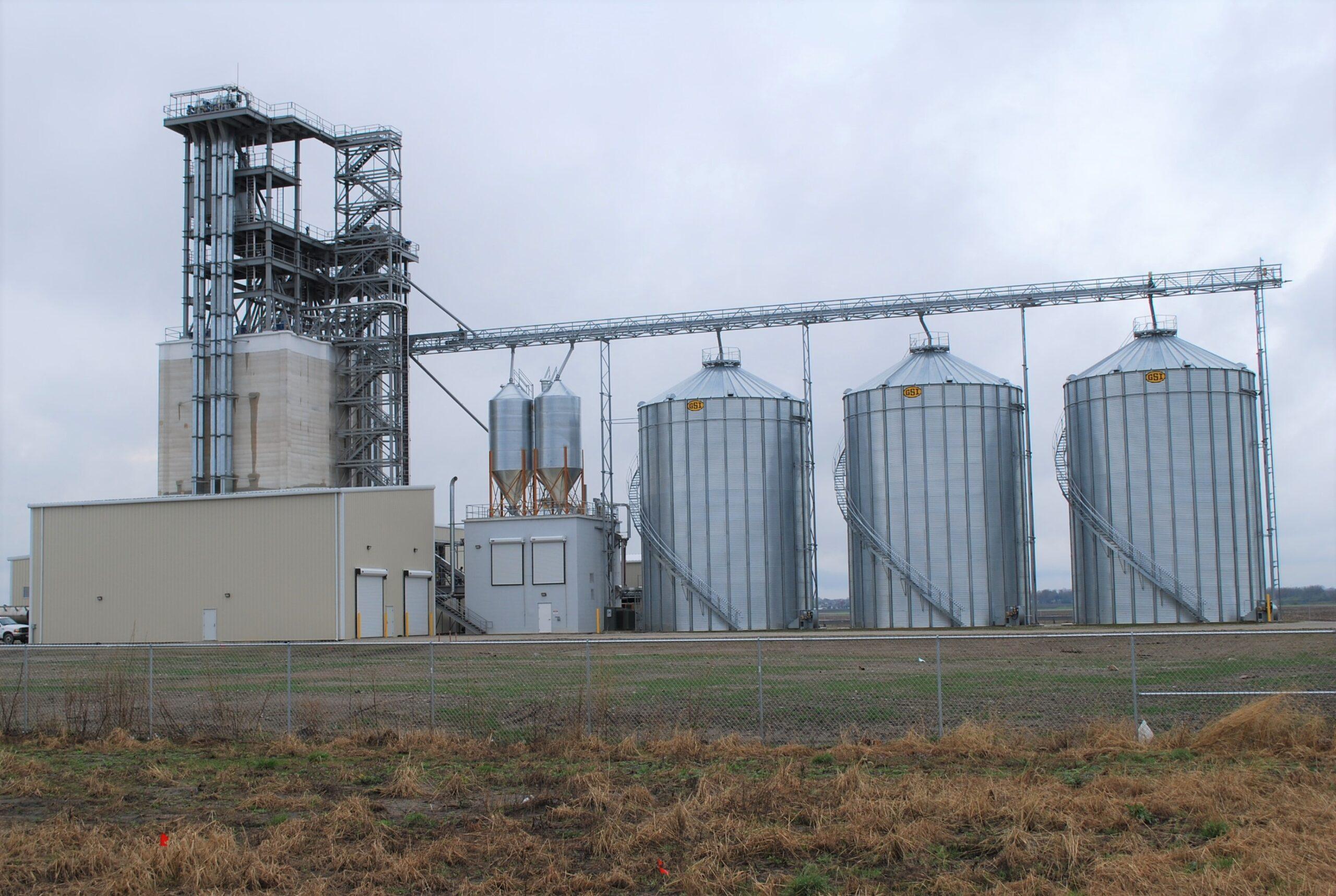 U of I Feed Mill, Urbana, IL
