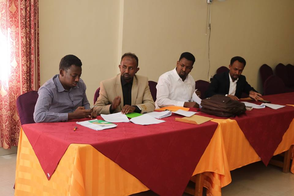 January Working Progress Discussion At Mansoor