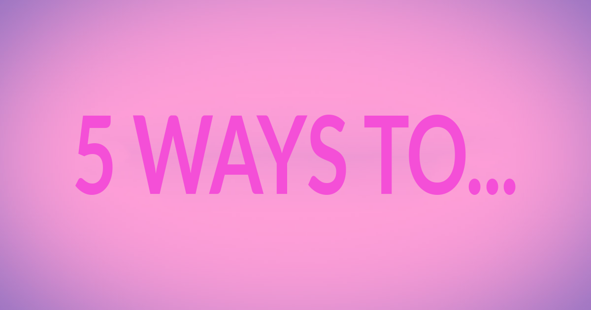 5 Ways To Have Long Lasting Extensions