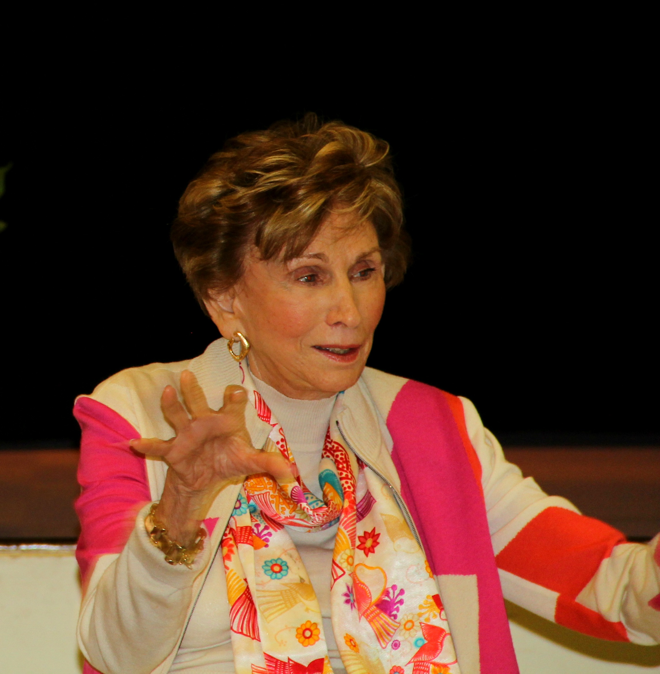 Dr. Edith Eger picmonkey