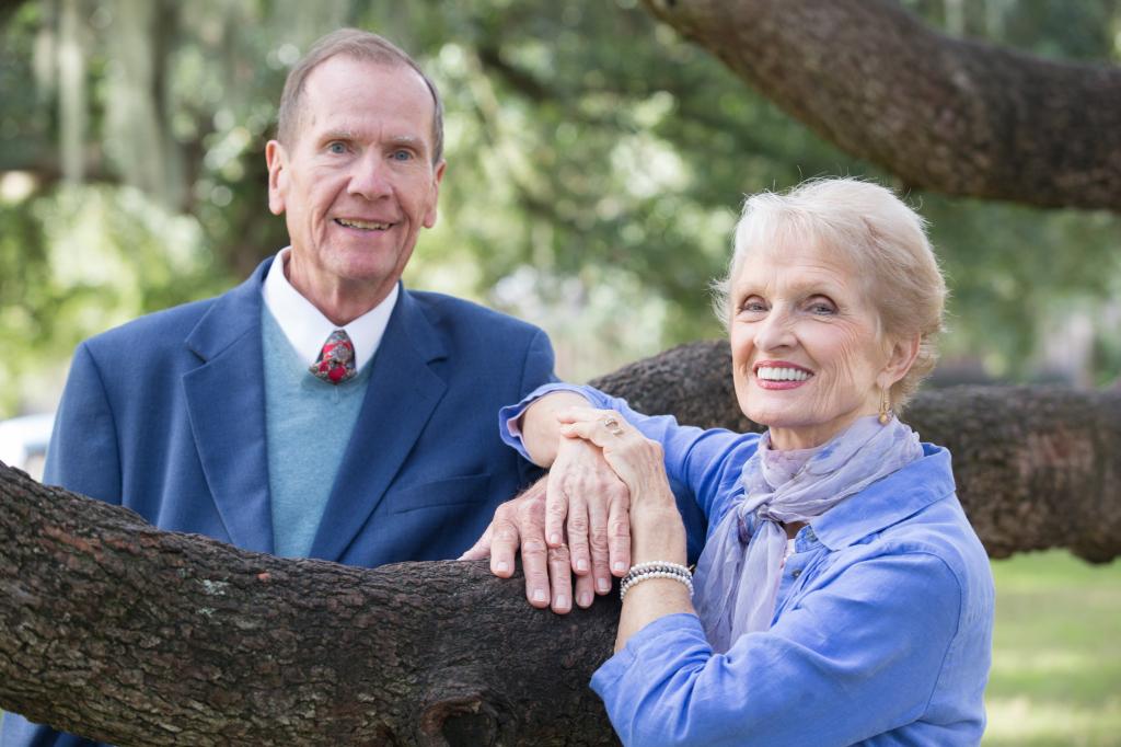 Sanford and Judy Jones