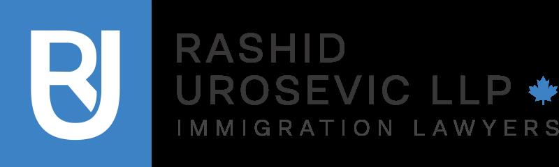 Rashid Urosevic LLP - Toronto Immigration Lawyers - Logo