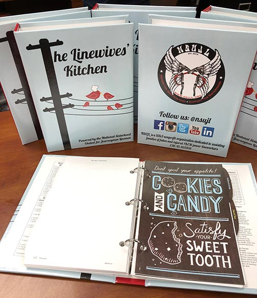The Linewives' Kitchen Cookbook