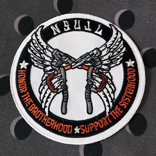 NSUJL Logo Patch