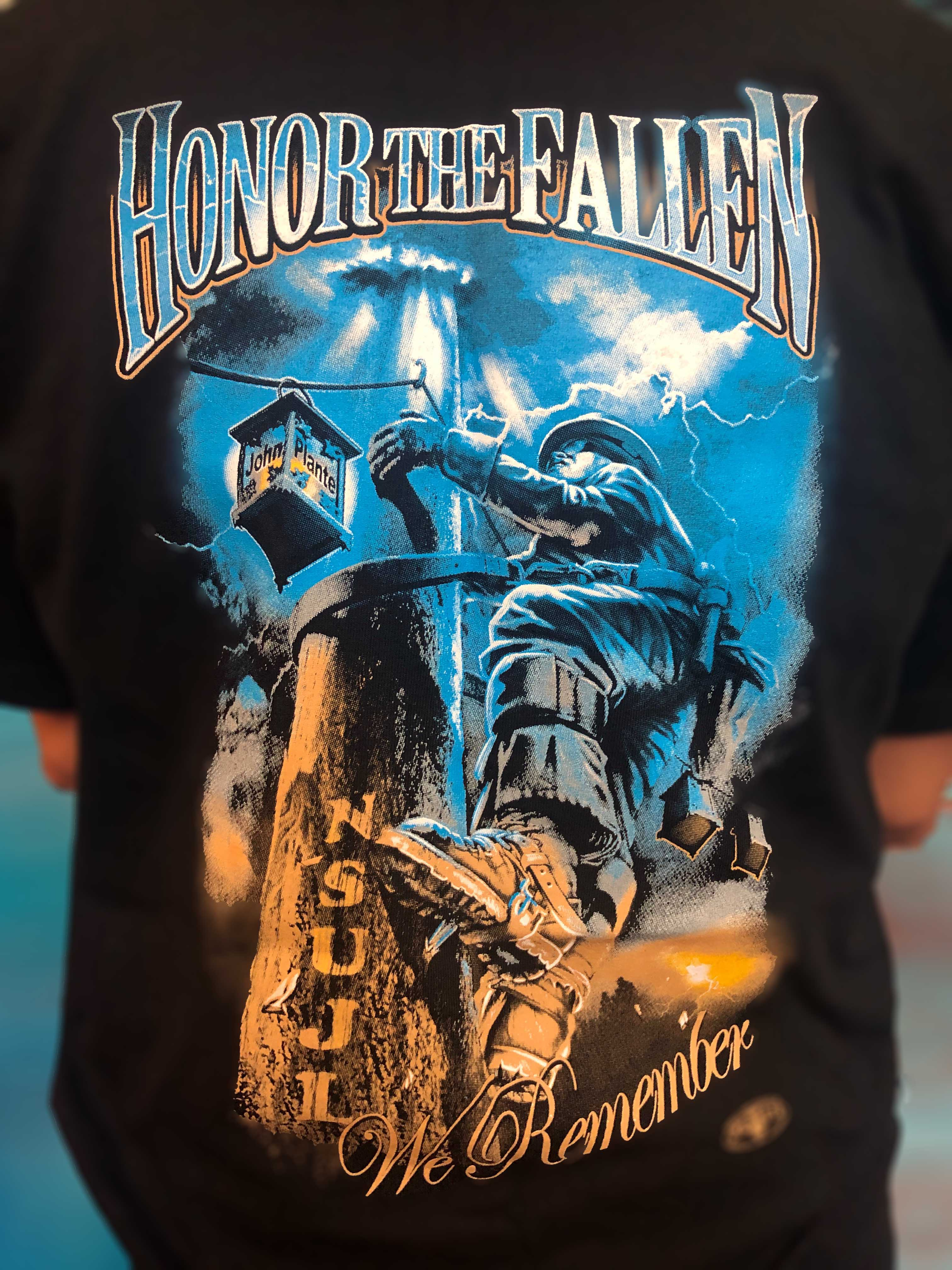 Honor the Fallen CFLL™ Graphic Tee