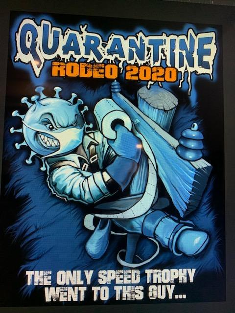 "NSUJL 2020 ""QUARANTINE"" RODEO SHIRTS"