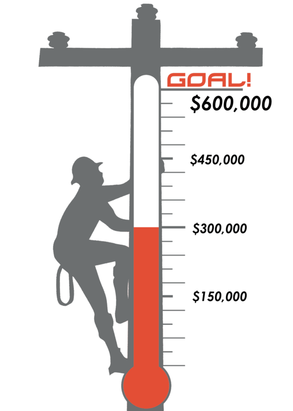 Legacy for Lineworkers Donations