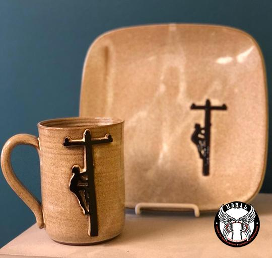 NSUJL's 9th Birthday Lineman Pottery Giveaway