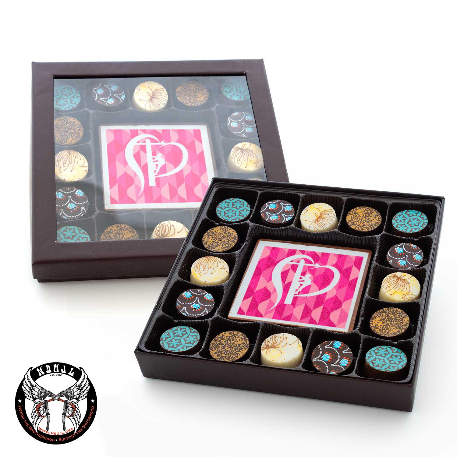 Love from My Lineman Valentine's Truffle Boxed Set