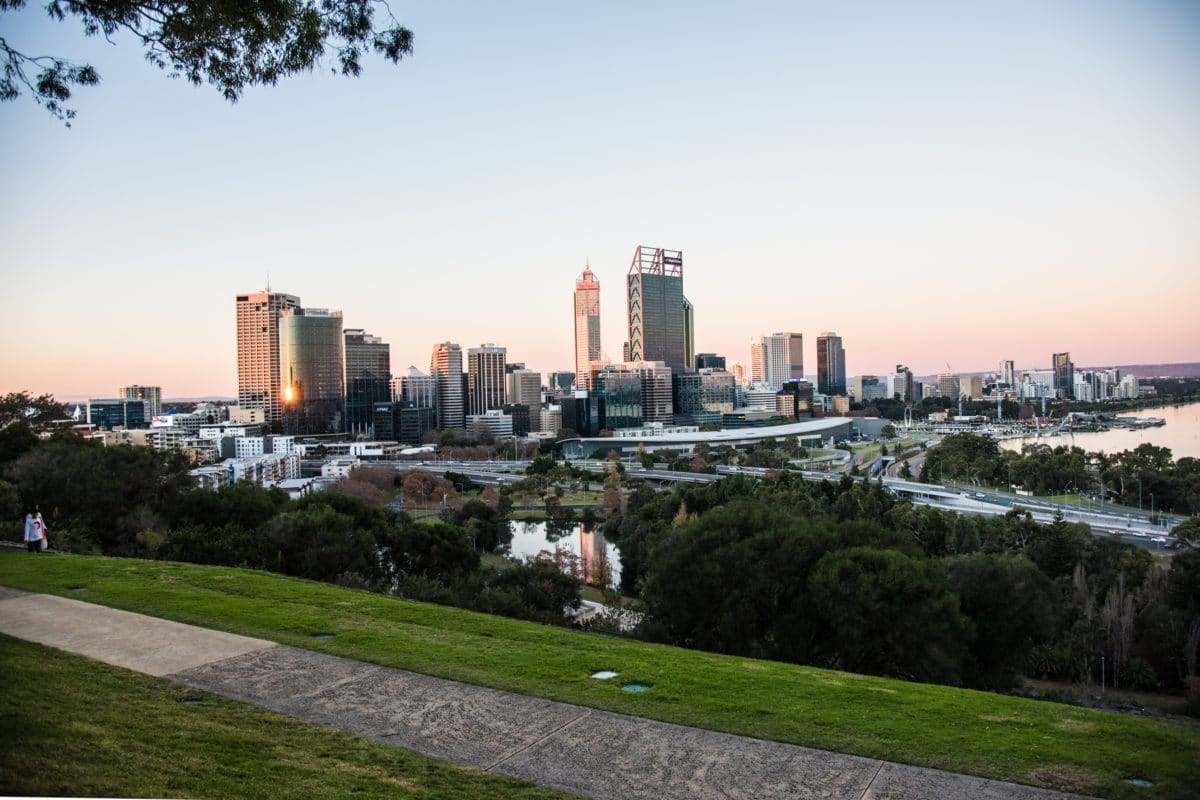 Buyers Agents in Perth can help you get a nice view of King's Park