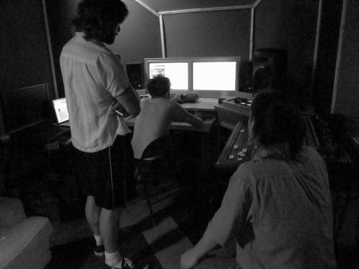 Mastering in my Studio in Cleveland 1