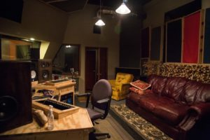 Control Room at Bad-Racket-Recording-Studio-Cleveland-Ohio-Full