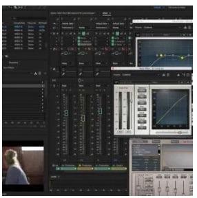 Audio Post Production & Sound Design