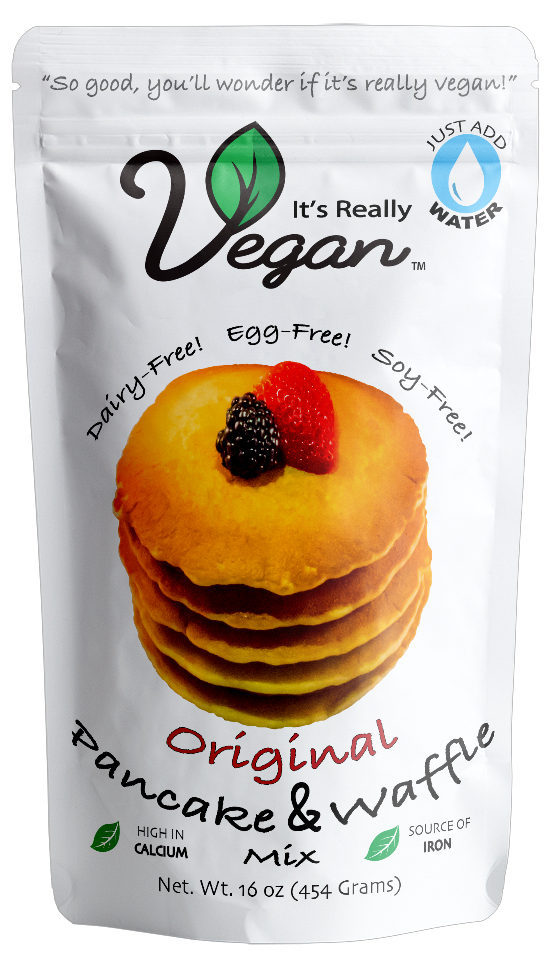 It's Really Vegan Original Pancake & Waffle Mix