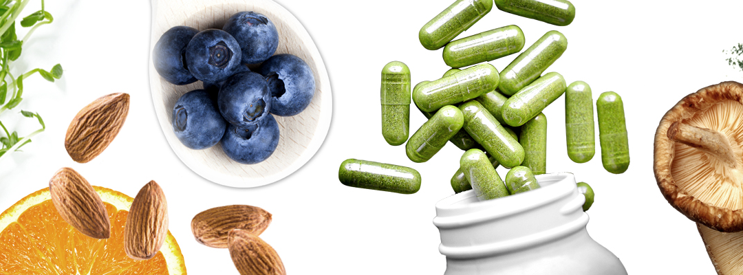 Smoothies and Ileocecal Valve Supplements