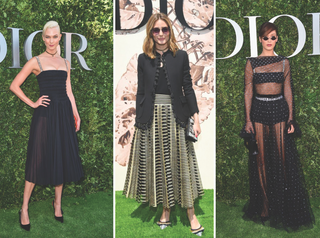 Top Celebrity Trends at Couture Week