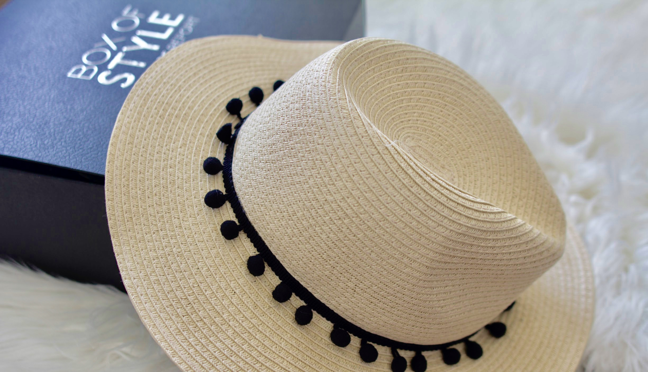 Sole Society - Straw Panama Hat