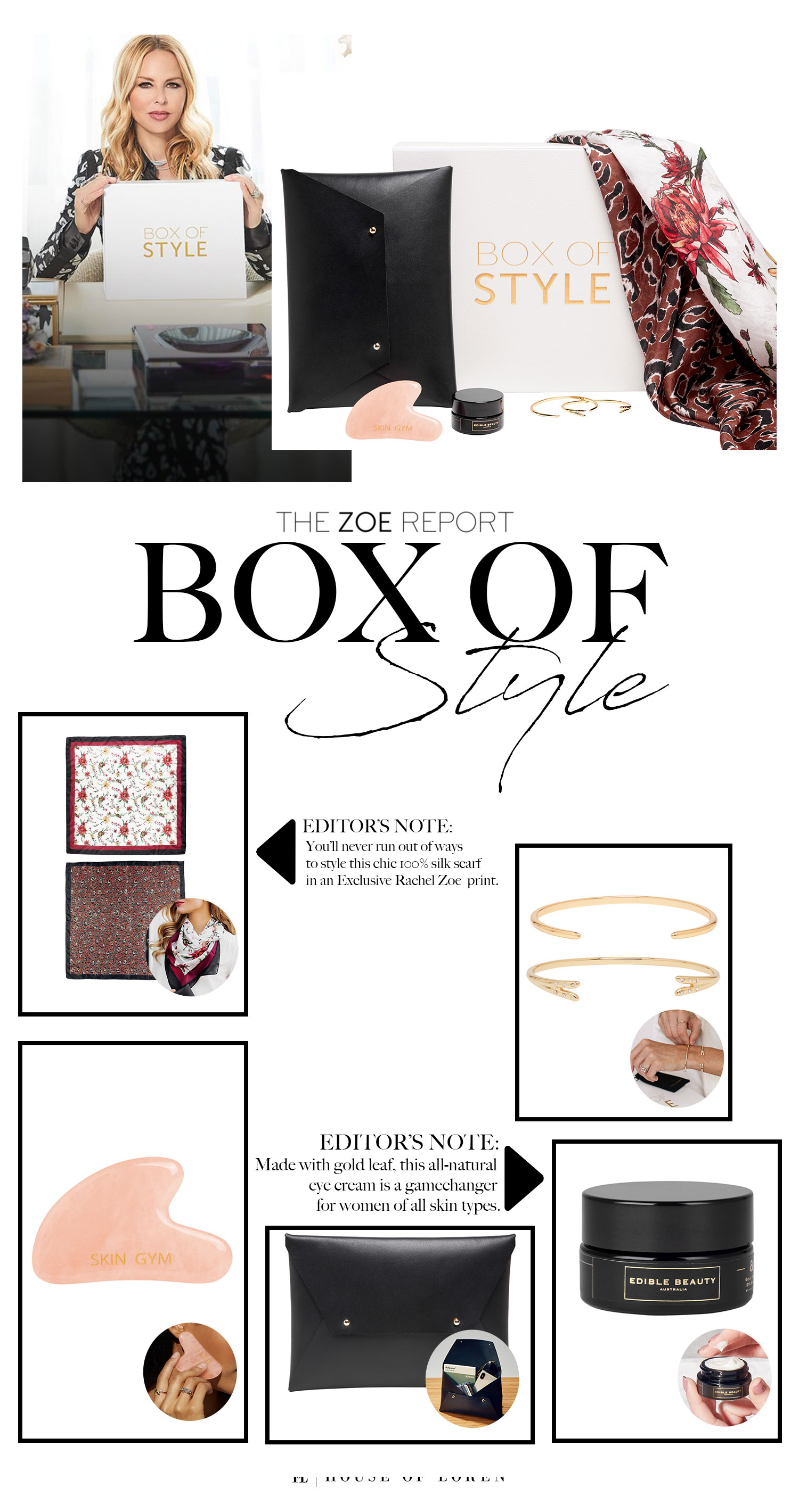 Box of Style Spring Edition Review