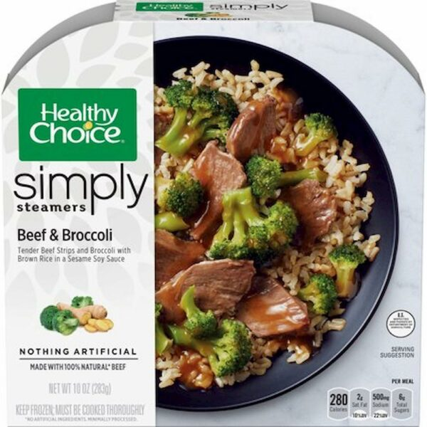 Healthy Choice Simply Steamers Frozen