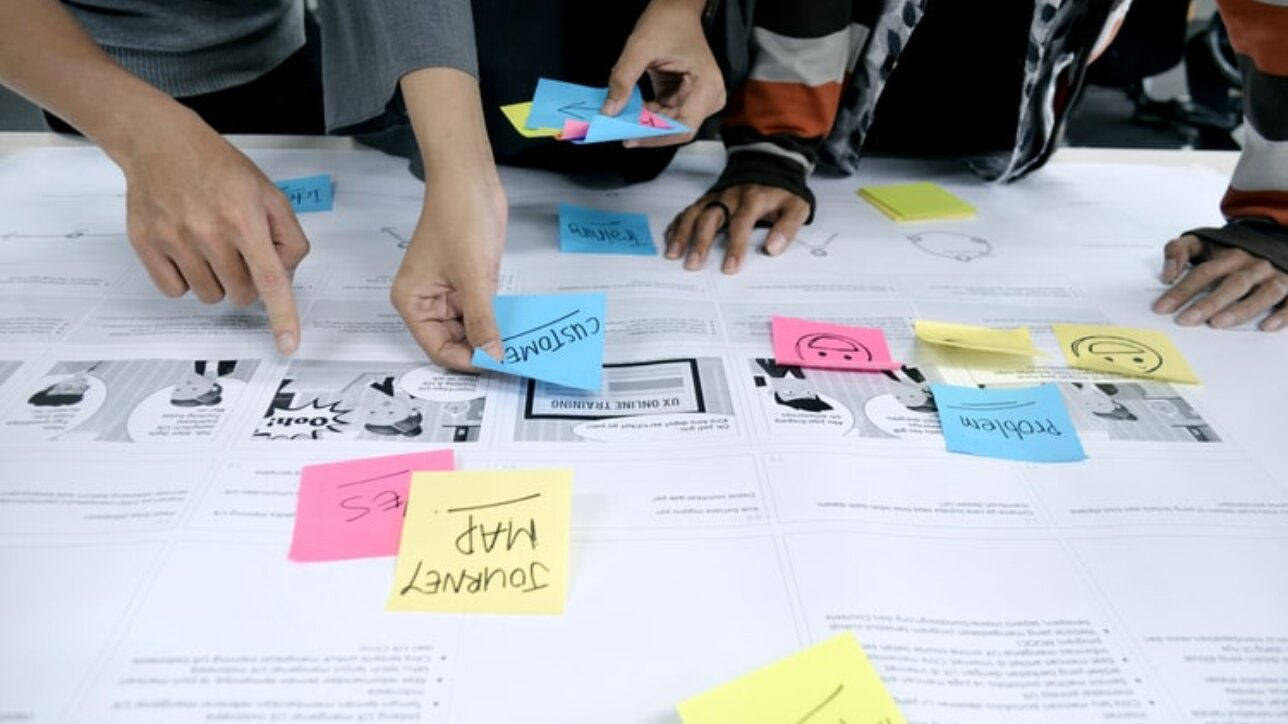 Using Journey Mapping to Transform Workflow